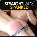 Straight Lads Spanked