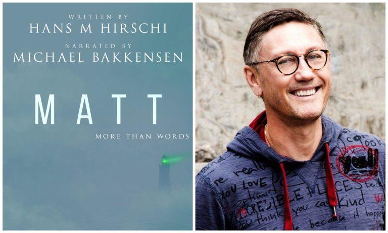 GayTalk 2.0 – Episode 246 – MATT – MORE THAN WORDS BY AUTHOR HANS M. HIRSCHI