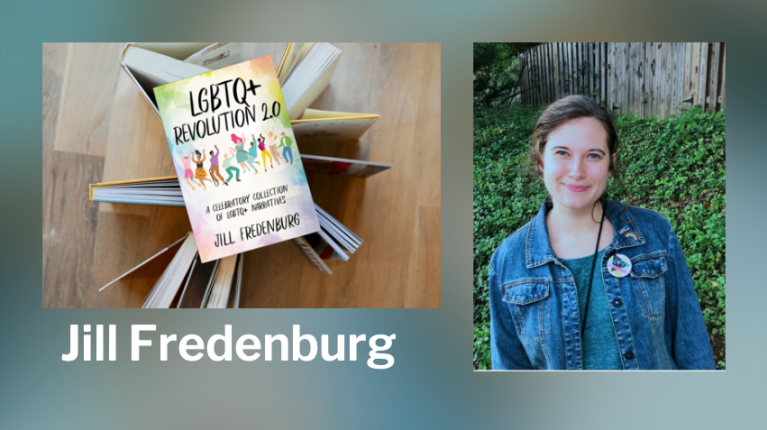 GayTalk 2.0 – Episode 257 – LGBTQ+ Revolution 2.0 with Guest Jill Fredenburg