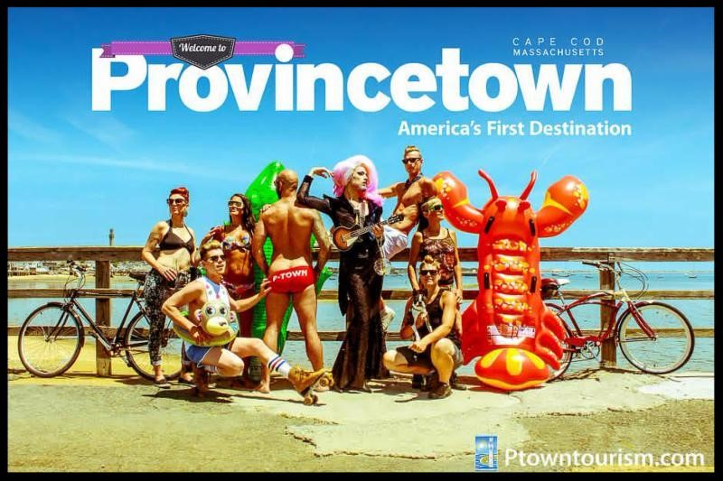 from Bobby provincetown gay travel