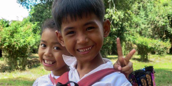Students in Cambodia. Photo: Pixabay