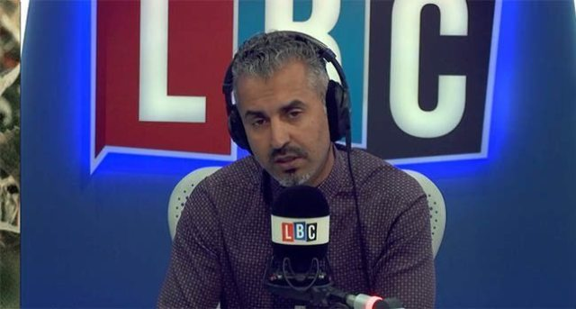 Maajid Nawaz on LBC