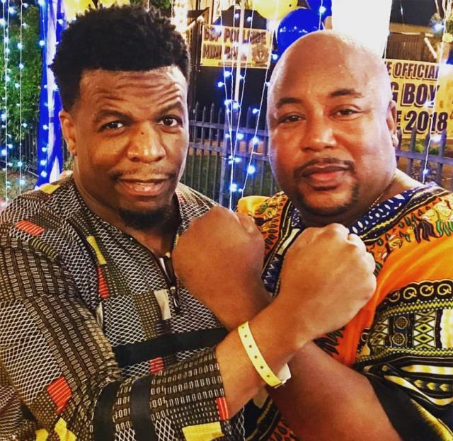 A Black Panther-inspired Wakanda Forever party at Big Boy Pride
