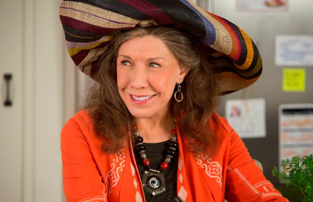 Lily Tomlin currently stars in Netflix's hit comedy series Grace and Frankie