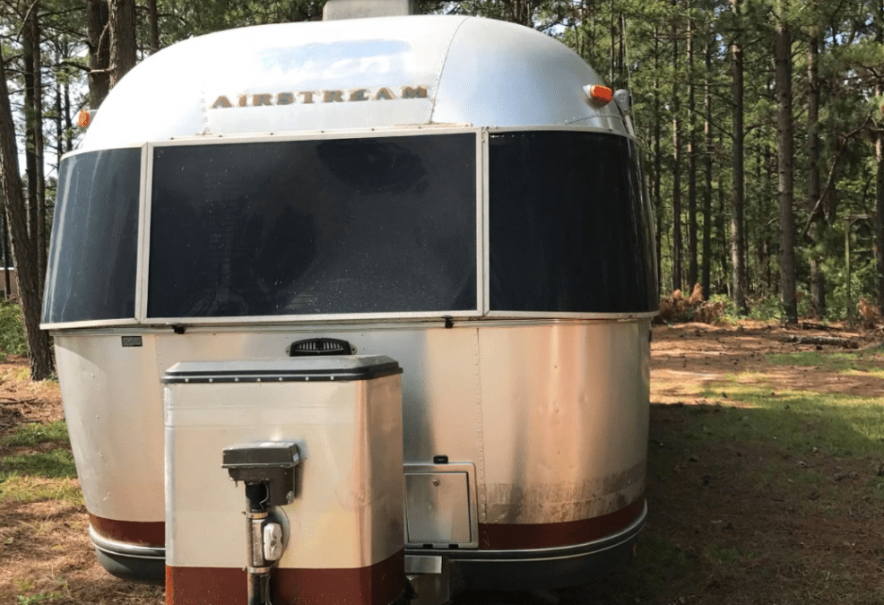 Aoife the Airstream Named