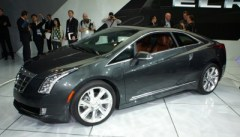 2014 Cadillac ELR at the 2013 Detroit Auto Show (photo by Sam Miller-Christiansen)