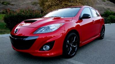 2013 Mazda MazdaSpeed3 (photo by James Hamel)