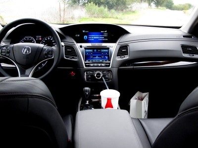 2014 Acura RLX: first drive