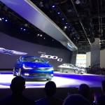 2015 Chrysler 200  (NAIAS 2014, photo by Jerrod Nall)