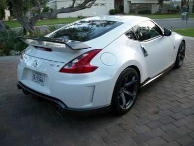 2014 Nissan 370Z Nismo (photo by Jeff Stork)