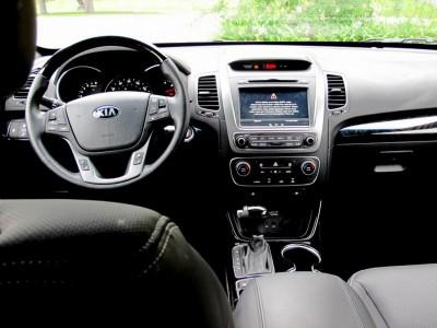 2015 Kia Sorento SX-V6