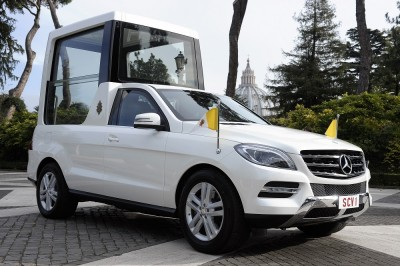 2015 Mercedes-Benz ML400