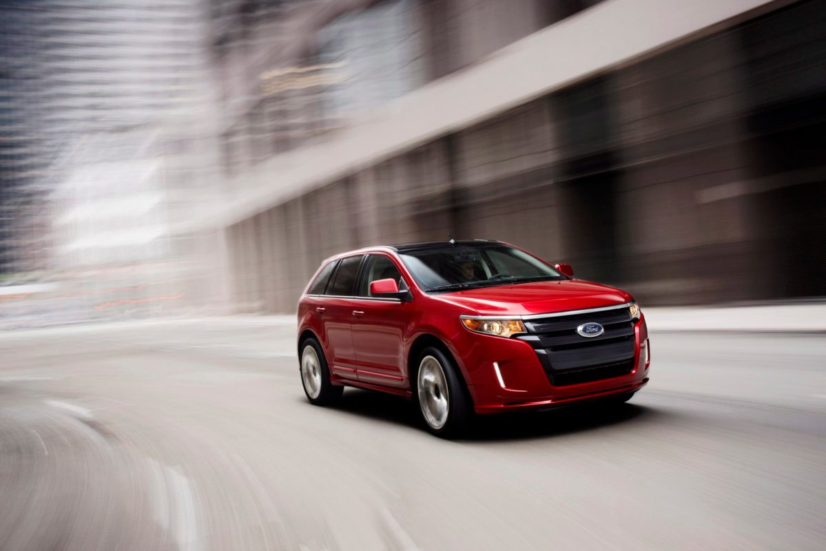 An Update On The  Ford Edge Bestselling For A Reason