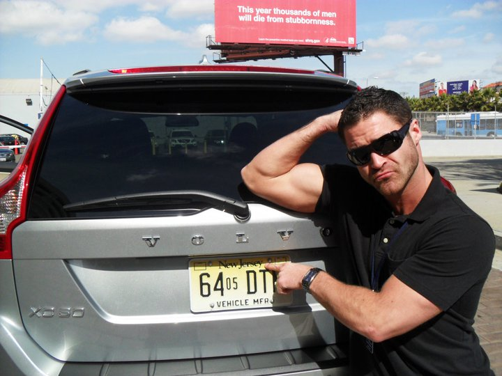 Jason and the 2011 Volvo XC60