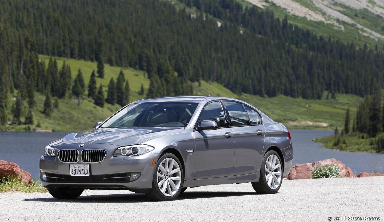2011 BMW 535i xDrive | Gaywheels