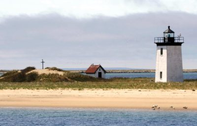 Long Point Beach (via Wikimedia)