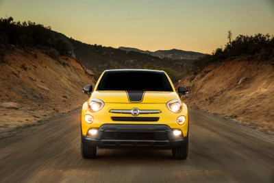 """The all-new 2016 Fiat 500X provides plenty of opportunities for owners to customize the compact crossover, but an assist from Mopar is taking personalization possibilities to the """"X-treme."""" FCA US service, parts and customer-care brand will offer more than 100 Mopar accessories to personalize the latest addition to the FIAT lineup in North America."""