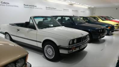 The BMW 3-Series Cabrio. I fell in love with it since I saw Kelly from Beverly Hills 90210 cruising in it on her way to school. (Ed. note: They had 90210 in Croatia? We're kind of embarrassed.)
