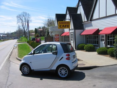 The 2009 smart fortwo (pic by Casey Williams)