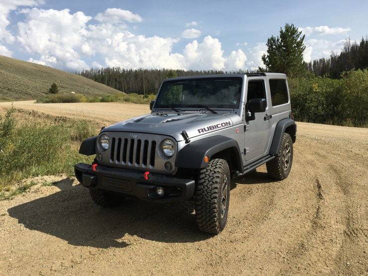 Rocky Mountain Drive Experience