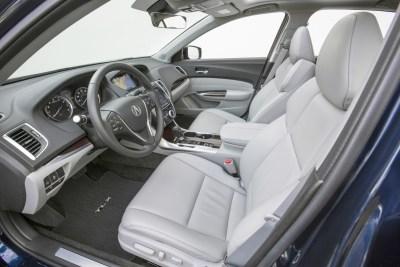 2017 Acura TLX Interior