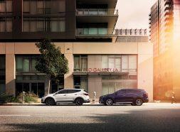 2017 Hyundai Santa Fe and 2017 Hyundai Santa Fe Sport