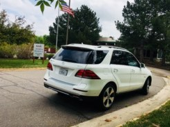 2018 Mercedes Benz GLE550e 4MATIC Plug-In Hybrid (photo by Dave Bear)