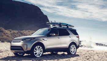 2017 Land Rover Discovery articulates its purpose | Gaywheels