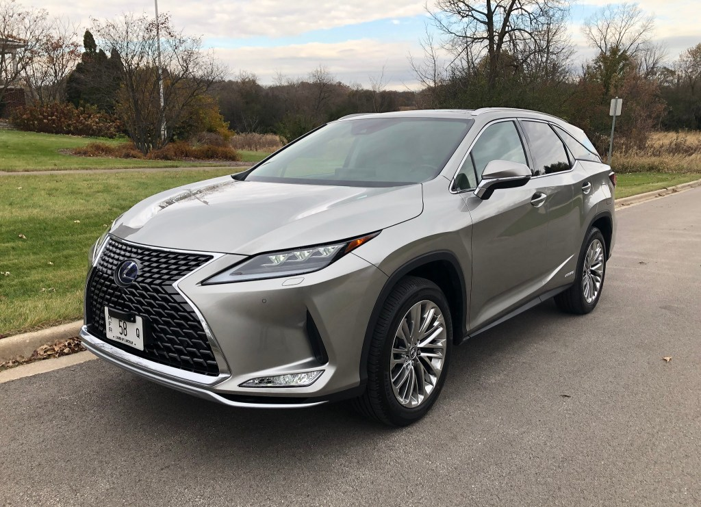 Improving The Infotainment Experience On The 2020 Lexus Rx Gaywheels
