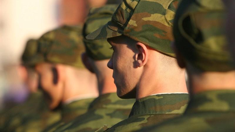 На службу в армию с правами