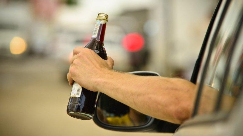 Осторожно: пьяный за рулем!