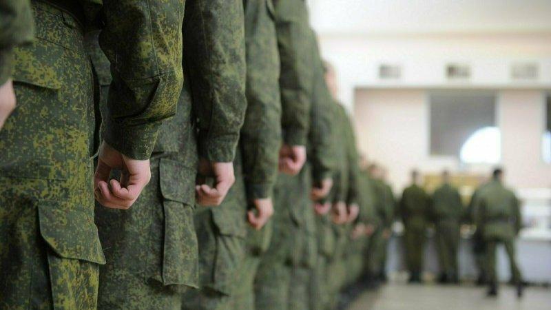 Призыв в армию отсрочен