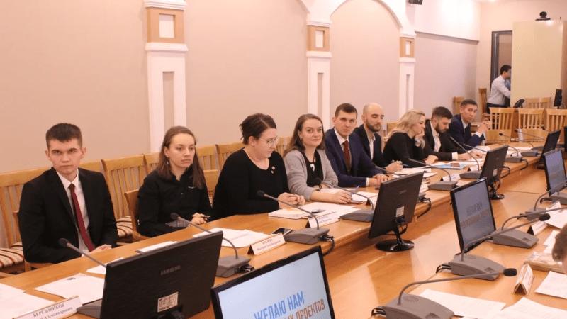 Молодёжное правительство Алтайского края признано одним из лучших в стране