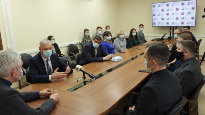 Без красной ленточки и речей: в Алтайском крае начал работу Центр управления регионом.