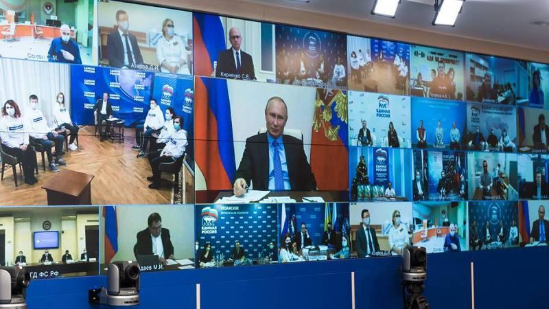 Волонтерский центр «Единой России» принимает активное участие в борьбе с пандемией
