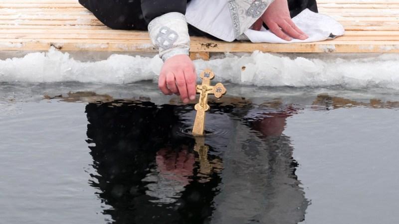 Крещенье будет без купели