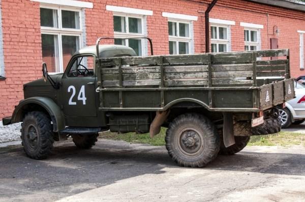 ГАЗ 63 | Автоклуб ГАЗ 63