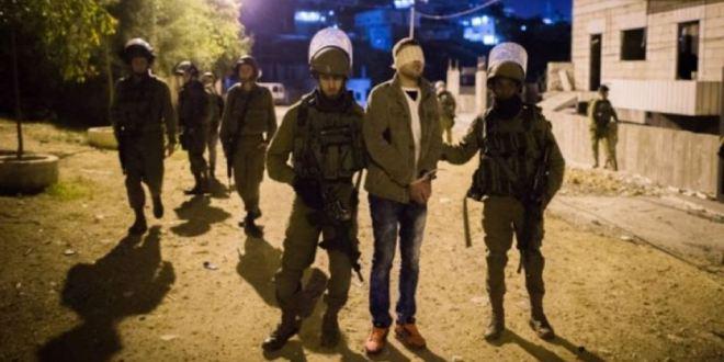 الاحتلال يعتقل محافظ القدس وثمانية مواطنين بالضفة الحتلة