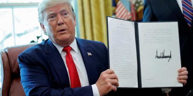 واشنطن تفرض عقوبات على خامنئي  وزير خارجيته وقادة من الحرس الثوري