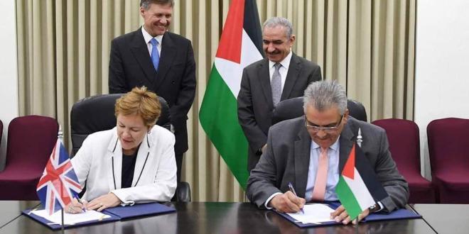 اتفاق لانشاء محطة تحلية مركزية.. اشتية: الوضع المائي في غزة خطير جدًا