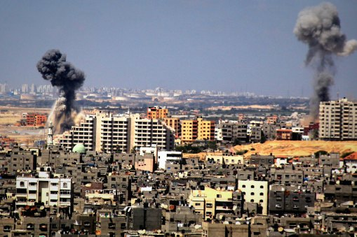 2014 summer war on Gaza