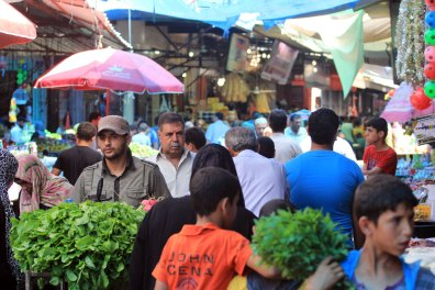 Gaza market