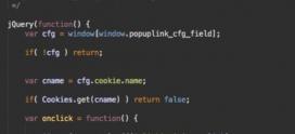 Pluginuri false cu popuplink.js si redicționari
