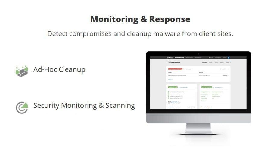 Scanare si monitorizare securitate site web