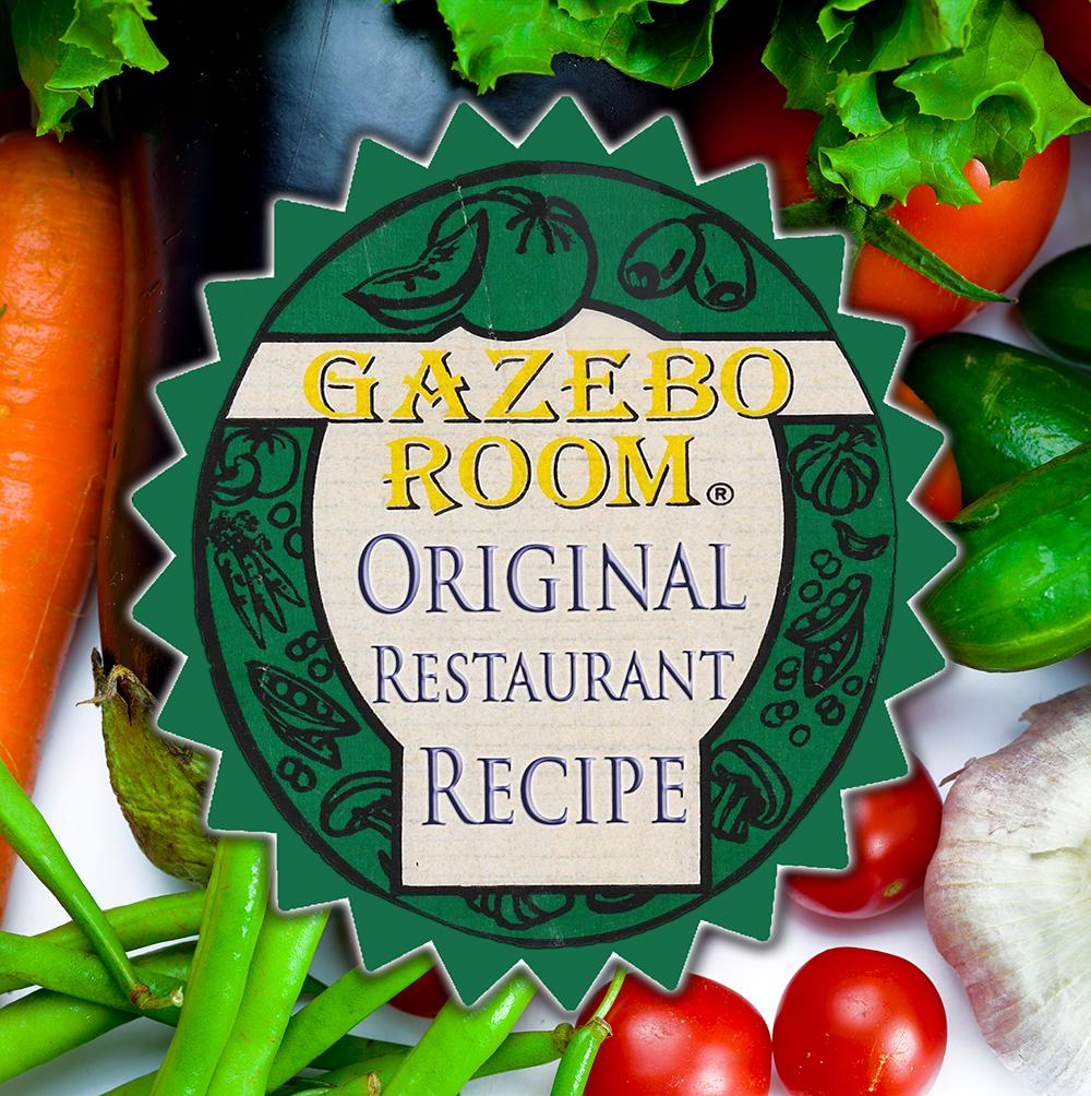 Gazebo Room Original Restaurant Recipes