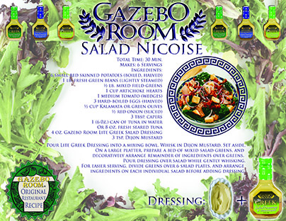 Salad Nicoise Original Restaurant Recipes Printable