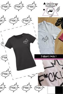 T-shirt F*CK