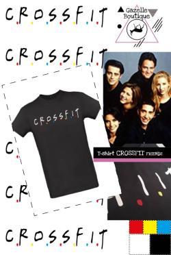 T-shirt CROSSFIT FRIENDS