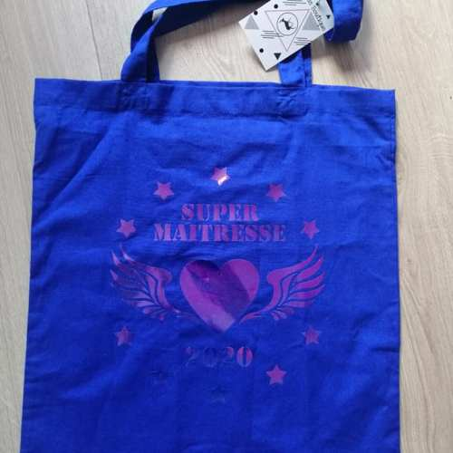 Tote bag SUPER MAITRESSE
