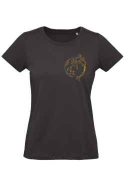 T-shirt Renard Joli